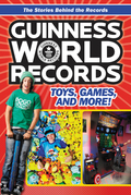 Guinness World Records: Toys, Games, and More!