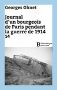 Journal d'un bourgeois de Paris pendant la guerre de 1914 - 14