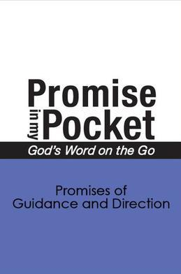 Promise In My Pocket, God's Word On the Go: Promises of Guidance and Direction