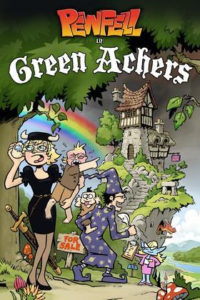 Pewfell in Green Achers