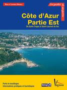 Côte d'Azur - Partie Est, de Saint-Tropez à Saint-Laurent du Var