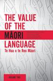 Value of the Maori Language