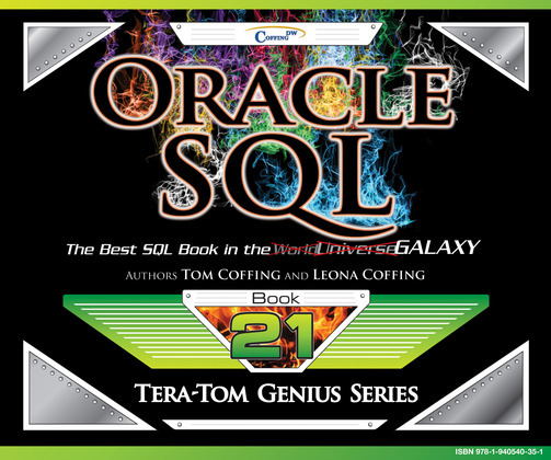 Tera-Tom Genius Series - Oracle SQL