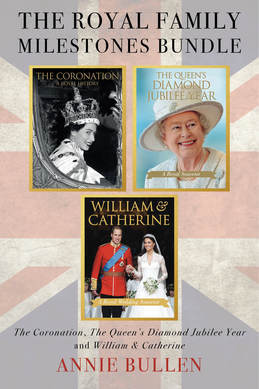 The Royal Family Milestones Bundle: The Coronation / The Queen's Diamond Jubilee Year / William & Catherine