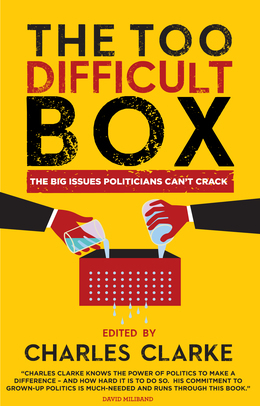 The 'Too Difficult' Box