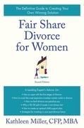 Fair Share Divorce for Women, Second Edition