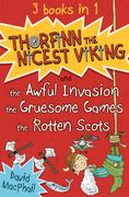 Thorfinn the Nicest Viking series Books 1 to 3
