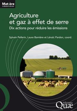 Agriculture et gaz à effet de serre