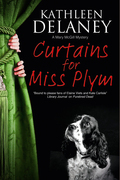Curtains for Miss Plym: A canine mystery