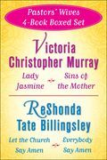 Victoria Christopher Murray and ReShonda Tate Billingsley's Pastors' Wives  4-Bo