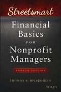 Streetsmart Financial Basics for Nonprofit Managers