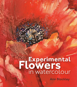 Experimental Flowers in Watercolour