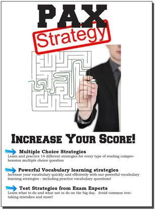 NLN PAX Test Strategy!  : Winning Multiple Choice Strategies for the NLN PAX test