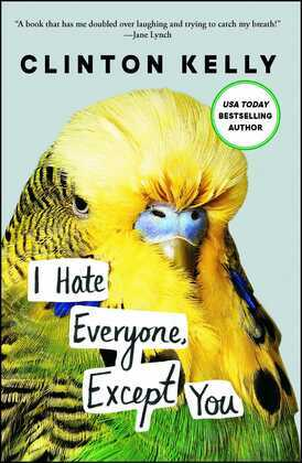 I Hate Everyone, Except You