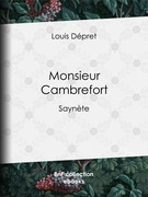Monsieur Cambrefort