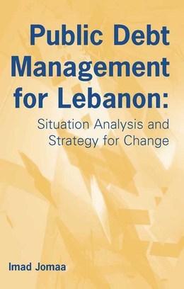 Public Debt Management for Lebanon