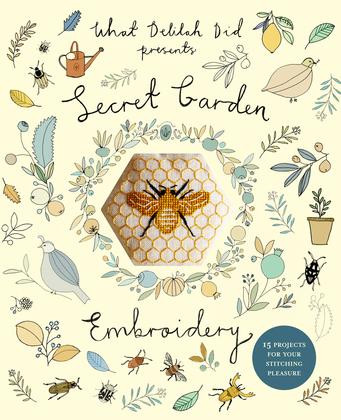 Secret Garden Embroidery