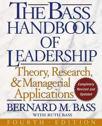 The Bass Handbook of Leadership