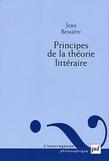 Principes de la théorie littéraire
