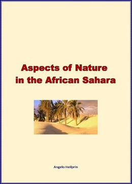 Aspects of Nature in the African Sahara