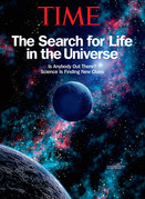 TIME The Search for Life in Our Universe