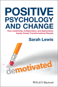 Positive Psychology and Change