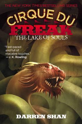 THE Cirque Du Freak: The Lake of Souls