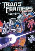 Transformers Classified: Satellite of Doom