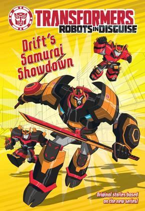 Transformers Robots in Disguise: Drift's Samurai Showdown