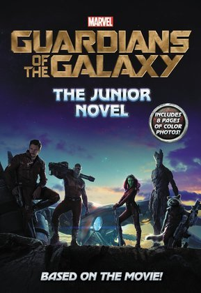 Marvel's Guardians of the Galaxy: The Junior Novel