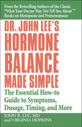 Dr. John Lee's Hormone Balance Made Simple