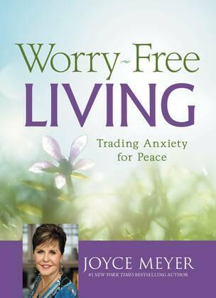 Viva sin preocupaciones: Escoja la paz en lugar de la ansiedad