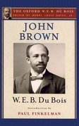 John Brown (The Oxford W. E. B. Du Bois)