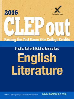 CLEP English Literature