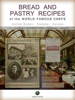 Bread and Pastry Recipes