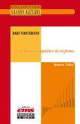 Bart Nooteboom - Une théorie cognitive de la firme