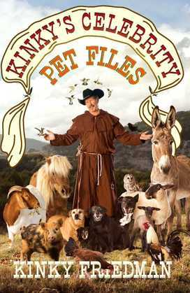 Kinky's Celebrity Pet Files