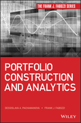 Portfolio Construction and Analytics
