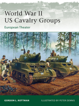 World War II US Cavalry Groups