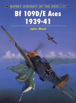 Bf 109D/E Aces 1939Â?41