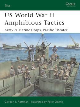 US World War II Amphibious Tactics