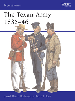 The Texan Army 1835Â?46