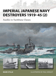 Imperial Japanese Navy Destroyers 1919Â?45 (2)