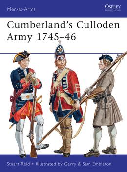 CumberlandÂ?s Culloden Army 1745Â?46