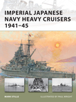 Imperial Japanese Navy Heavy Cruisers 1941Â?45