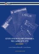 Cento anni di stampa periodica nel Lazio: 1870-1970
