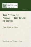 The Story of Naomi—The Book of Ruth