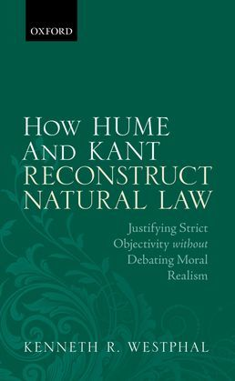 How Hume and Kant Reconstruct Natural Law
