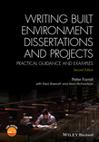 Writing Built Environment Dissertations and Projects