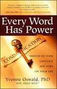 Every Word Has Power